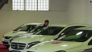 Las matriculaciones de coches crecen en Cuenca cerca del 8% respecto al primer trimestre de 2017