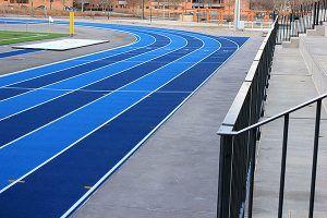 Las pistas de atletismo del CDM Valdeluz acogen este domingo la 3ª jornada del Provincial Escolar