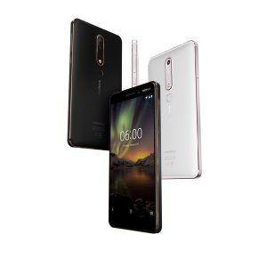 Llega el nuevo Nokia 6- creado para durar y diseñado para ofrecer el máximo rendimiento