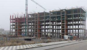 Los constructores conquenses destacan que la construcción gana peso en el PIB por primera vez desde la crisis económica