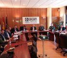 Los empresarios del transporte POR CARRETERA de Castilla-La Mancha se reunen para tratar la entrada en vigor de la nueva norma que regulará la estiba y sujeción de la carga en los camiones