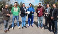 Mariscal entrega los premios finales de la iniciativa 'Muévete por Cuenca' que fomenta la movilidad sostenible