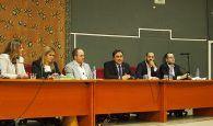 Mariscal participa en la inauguración del VI Encuentro de Novela Criminal 'Las Casas Ahorcadas'