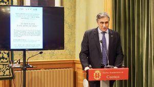 Mariscal pide la dimisión de Page y Guijarro por el nuevo agravio a Cuenca que supone el grado de comunicación audiovisual