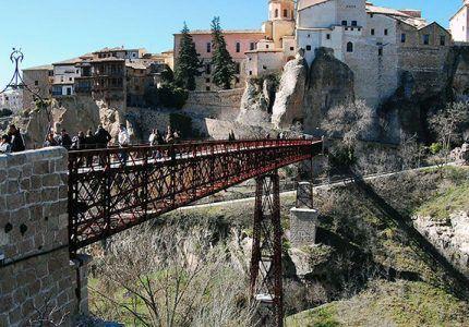 Mariscal presentará en Valencia y Alicante la oferta turística de Cuenca junto a Ciudades Patrimonio