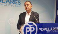 """Martín-Toledano """"Todos nos alegamos de la equiparación salarial, pero el Gobierno que lo va a llevar a la práctica es el del PP"""""""