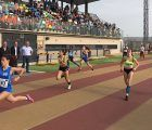 Más de 300 jóvenes deportistas se dan cita en la primera prueba del Campeonato Regional de Atletismo en Edad Escolar celebrada en Azuqueca