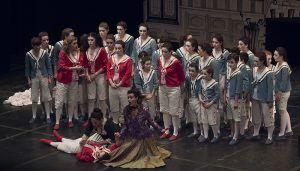 Más de 700 niños asisten a la ópera El Pequeño Deshollinador en el Auditorio