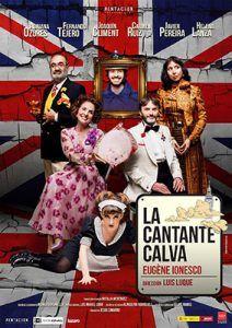 Obra culmen del teatro de lo absurdo en el Buero Vallejo el sábado, 21 de abril