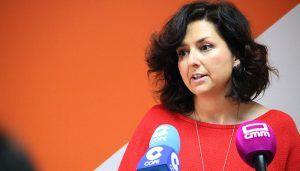 """Orlena De Miguel """"El problema del agua sólo se resolverá desde el Congreso de los Diputados y allí PP y PSOE han dicho no a sentarse a debatir en una Mesa del Agua"""""""