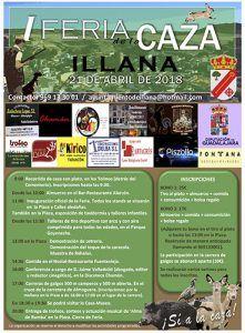 Presentada la I Feria de la Caza de Illana