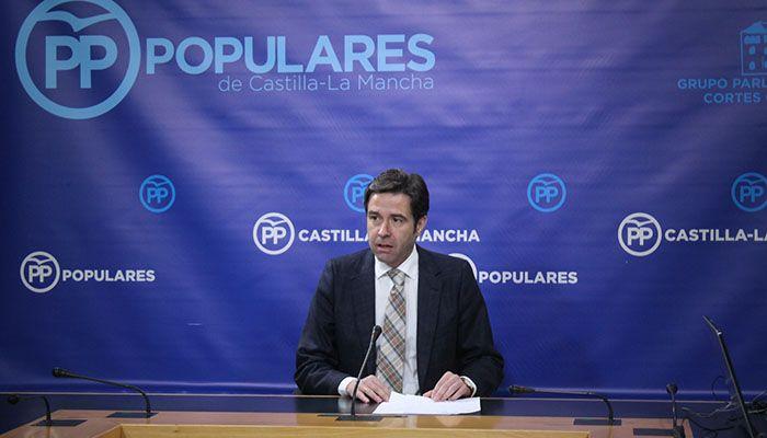 Robisco denuncia que Page es el único presidente que destruye empleo de toda España