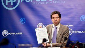 Robisco expone un decálogo de datos oficiales y objetivos que demuestra que, con Page y Podemos, Castilla-La Mancha va mal