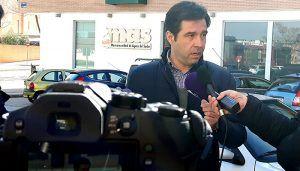 Robisco pide a la MAS y a la Junta que impulsen de inmediato la ejecución de obras de conexión de Alcorlo y Beleña