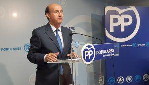 """Sánchez-Seco asegura que el PP es el único partido capaz de garantizar el bienestar de las personas y salvar a España de la quiebra y la rebelión"""""""