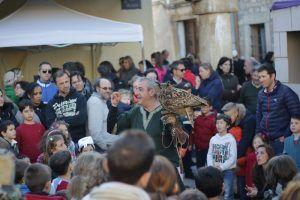 Tamajón ha celebrado este fin de semana una exitosa vigésima edición de su mercado medieval