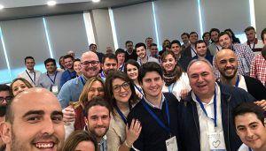 Tirado destaca que el PP es la alternativa política para que Castilla-La Mancha sea una tierra moderna, de oportunidades y de empleo
