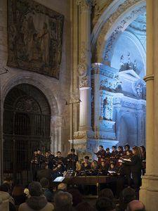 Una Missa sine domine inunda la Catedral con su magnificencia