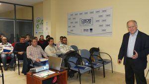 Unos treinta profesionales participan en Cuenca en la jornada técnica para talleres sobre aceite de caja de cambios