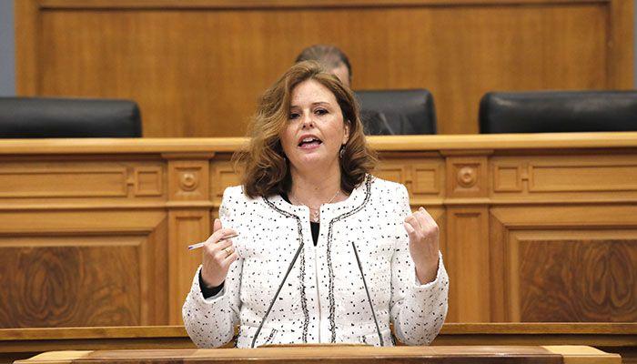 Valentín denuncia que el Gobierno de Page y Podemos solo ejecuta un 60% de su presupuesto en dependencia