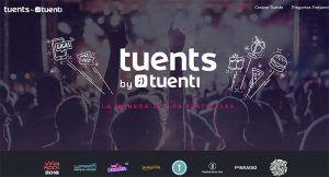 Viñarock estrena las novedades de los Tuents by Tuenti, la moneda de los festivales