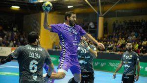 Vuelve el mejor balonmano posible en Castilla con un Quabit no piensa rendirse ante su mala racha