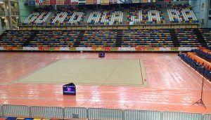Comienzan a llegar a Guadalajara las participantes del Campeonato de Europa de Gimnasia Rítmica