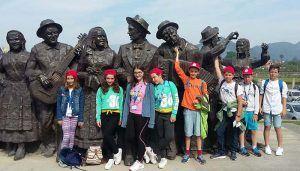 Docentes y alumnos de Los Olivos de Cabanillas viajan a Portugal con el proyecto Erasmus Plus