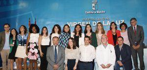 El Área Integrada despide a los doce residentes que terminan su periodo de formación animándoles a seguir su labor profesional en Cuenca