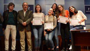 El equipo de alumnas del IES Castilla resulta ganador de la Liga de Debate, en una final frente a alumnos del Colegio Agustiniano