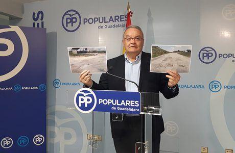 El Gobierno de Rajoy invertirá este año 54,2 millones de euros en carreteras de la provincia de Guadalajara
