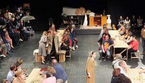 """El novedoso ciclo cultural """"Otro Teatro"""" del Ayuntamiento de Guadalajara recibe una gran acogida"""