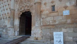 El Plan Museológico del Palacio del Infantado contempla la utilización total del Palacio para el museo