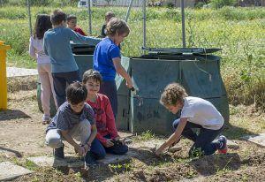 El proyecto eco-educativo de la MVH en los colegios 'Henares Agrocomposta' sigue creciendo y busca nuevas vías de financiación