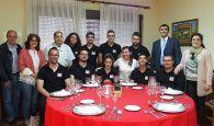 Gómez Buendía asiste a la clausura del curso de hostelería destinado a jóvenes y dentro del programa 'Cuenca Avanza'