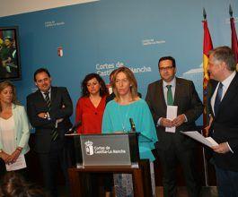 Guarinos denuncia que Page amordaza al PP impide votar sobre Talavera, listas de espera sanitarias, agricultores ecológicos y ayuntamientos