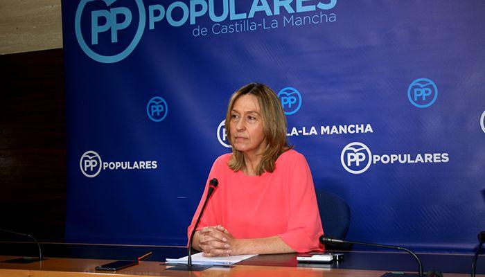 Guarinos denuncia que Page trata de convertir a Castilla-La Mancha en su cortijo, utilizando las instituciones y los recursos al servicio del PSOE