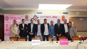 Iniesta y Quintanar serán las sedes de la II Copa Soliss Manchuela