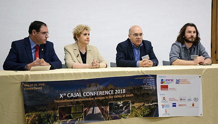 Investigadores en Neurociencias discuten en Cuenca sobre los avances en los trabajos de esta área