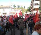 Jornada de lucha de UGT y CCOO para denunciar que España es el país con más trabajadores pobres de Europa