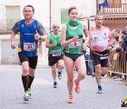 Juan Carlos de la Ossa y Cristina Giurcanu se alzan con la victoria en la XV Carrera Popular de San Lorenzo de la Parrilla