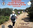La Asociación de Amigos del Camino de Santiago y de la Santa Cruz inaugura la Casa del Peregrino en La Alberca de Záncara