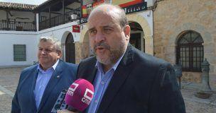 La Junta acometerá en verano las obras de mejora de la carretera que une Villamayor de Santiago y Hontanaya