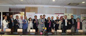 La Junta apuesta por la promoción de forma conjunta de los vinos de las nueve denominaciones de origen a través de ADOVIN