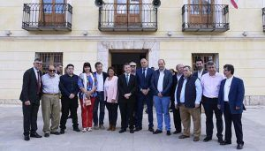 La Junta hace realidad la mejora del ciclo integral del agua en la Mancomunidad 'El Girasol' garantizando la calidad y presión suficiente a sus 25.000 habitantes
