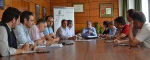 La Junta informa a la Asociación de Productores de Espárragos de Guadalajara sobre las opciones para poner en marcha una marca de calidad