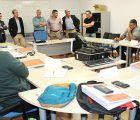 La Junta programa 20 cursos de formación profesional para el empleo para 300 alumnos en el Centro de Referencia Nacional de Guadalajara