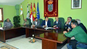 La Junta promueve la inversión de dos millones de euros en ampliar la cobertura móvil en los municipios más pequeños de Cuenca