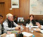 La Junta se reúne con Asaja Castilla-La Mancha para conocer su demanda sobre una mayor concesión de agua para el sector en la región