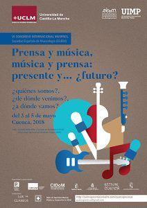 La relación entre la prensa y la música, a debate en un congreso internacional en Cuenca